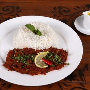 HAMSA MALAH - Aljalboot Restaurant in Dubai