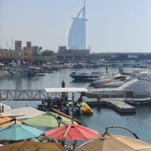 Sea View restaurant in jumeirah