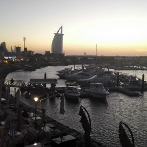 Sea View restaurant in jumeirah