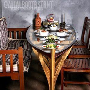 مطعم الجالبوت في دبي