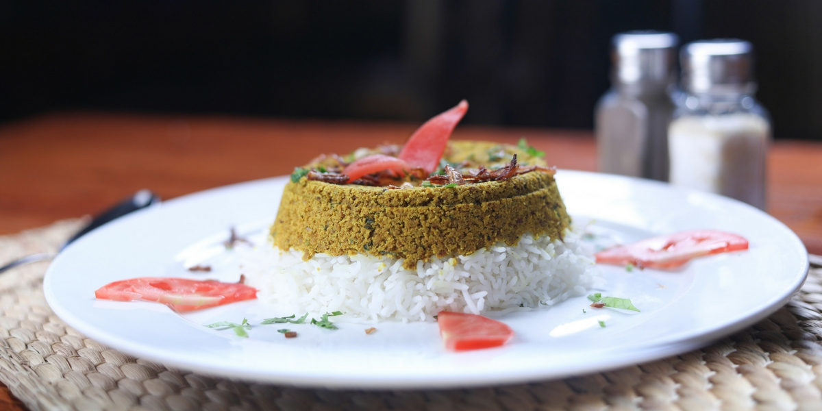 Jesheed with Rice